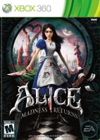 Alice Madness Returns (Xbox 360)