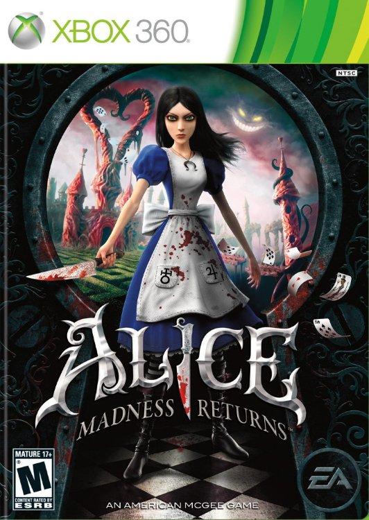 Alice Madness Returns (Xbox 360)