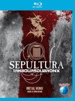 Sepultura and Les Tambou du Bronx Metal Veins Alive At Rock In Rio (Blu-ray)