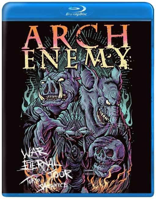 Arch Enemy War Eternal Tour Tokyo Sacrifice (Blu-ray)