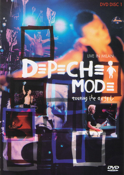 Depeche Mode - Touring The Angel. Live in Milan (2DVD) на DVD