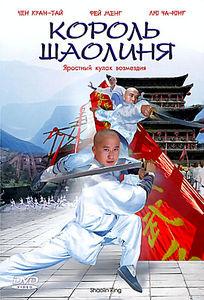 Король Шаолиня на DVD