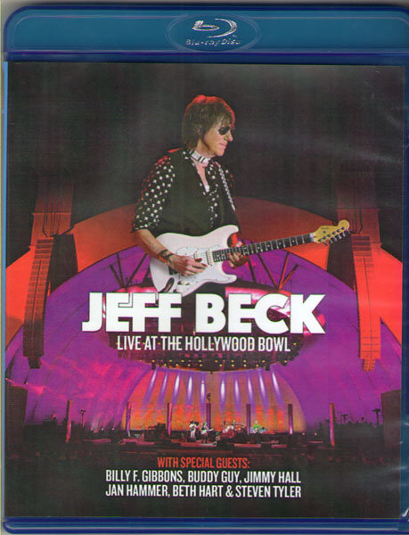 Jeff Beck Live At The Hollywood Bowl (Blu-ray)*