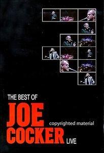 The best of Joe Cocker Live на DVD