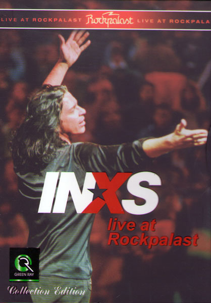 INXS Live At Rockpalast CE на DVD