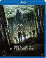 Бегущий по лабиринту (Бегущий в лабиринте) (Blu-ray)*