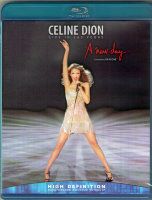 Celine Dion A New Day Live In Las Vegas (Blu-ray)