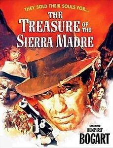 Сокровища Сьерра Мадре на DVD