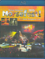 The Neal Morse Band Morsefest 2015 Testimony of a Dream  (2 Blu-ray)