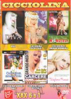 XXX 6в1 CICCIOLINA (Diva / Cicciolina packt asus / Cicciolina у Moana Mondiali / Cicciolina amore mio / Carcere amori bestiali / Telefono rosso)