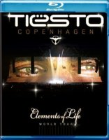 Tiesto Copenhagen Elements of life (2 Blu-ray)*