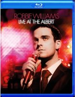Robbie Williams Live At The Albert (Blu-ray)*