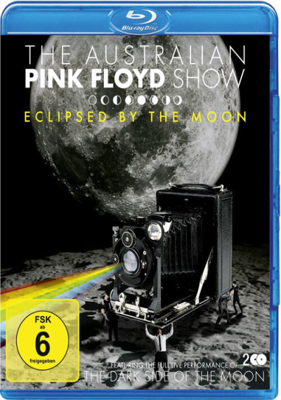 The Australian Pink Floyd Show Eclipsed by the Moon Live in Germany (2 Blu-ray)