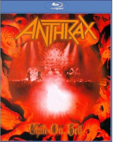 Anthrax Chile on Hell (Blu-ray)* на Blu-ray