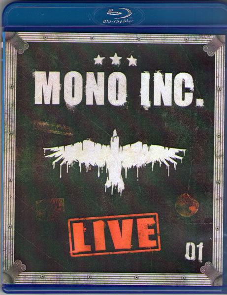 Mono Inc Live (2 Blu-ray) на Blu-ray