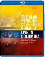 The Alan Parsons Symphonic Project Live In Colombia (Blu-ray)