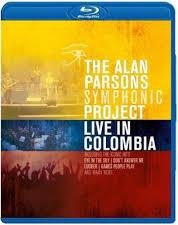 The Alan Parsons Symphonic Project Live In Colombia (Blu-ray)*
