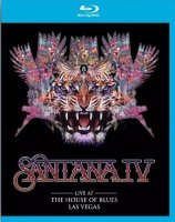 Santana IV Live at The House of Blues Las Vegas (Blu-ray)*