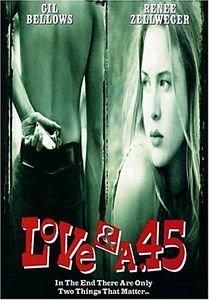 Любовь и 45 калибр на DVD