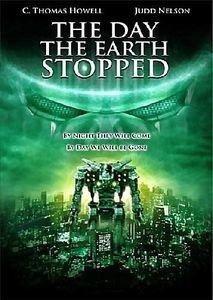 Когда Земля остановилась на DVD