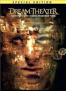 Dream Theater - Metropolis 2000: Scenes from New York на DVD