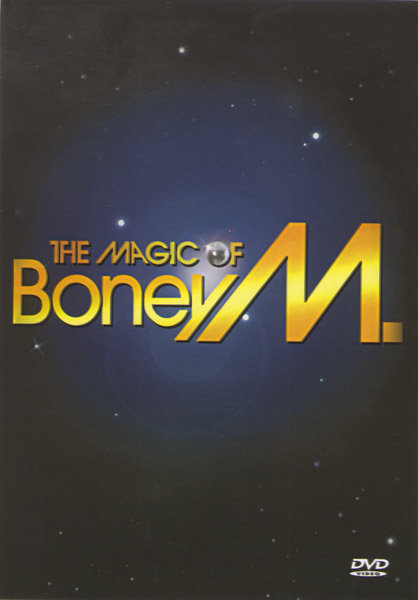 Boney M - The Magic Of Boney M на DVD