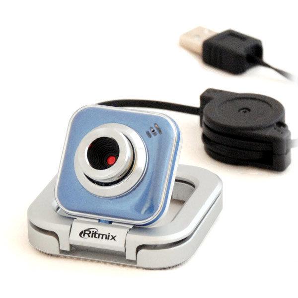 Веб-камера RITMIX RVC-025M 1,3МП
