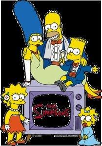 Симпсоны Сезон 3 Диск 4 на DVD