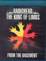 Radiohead The King Of Limbs Live From The Basement (Blu-ray)