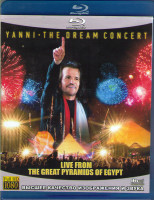 Yanni The dream concert Live from the great pyramids of egypt (Blu-ray)*
