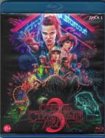 Очень странные дела (Загадочные события) 3 Сезон (8 серий) (2 Blu-ray)