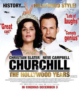 Голливудские годы ЧЕРЧИЛЛЯ на DVD