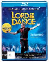 Michael Flatley Returns as Lord of the Dance (Blu-ray)*