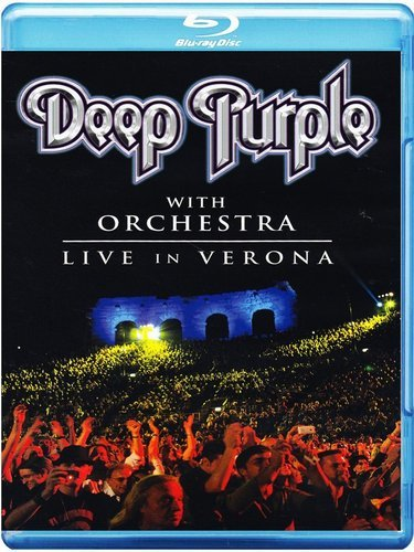 Deep Purple Live in Verona (Blu-ray)*