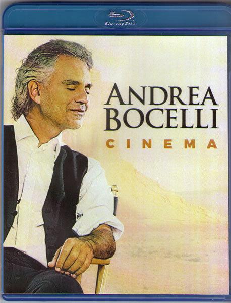 Andrea Bocelli Cinema (Blu-ray)* на Blu-ray
