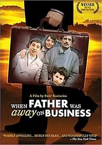 Папа в командировке на DVD