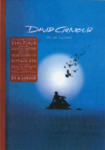 David Gilmour - On an island на DVD