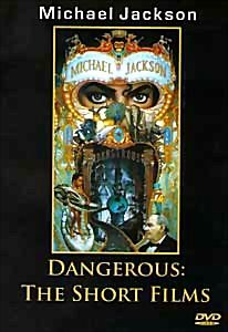 Michael Jackson Dangerous The Short Films на DVD