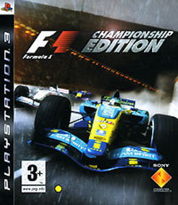Formula One Championship Edition (PS3)