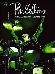 Phill Collins - Finally… The first farewell tour на DVD