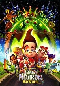 Джимми Нейтрон/Джимми Нейтрон 2 на DVD