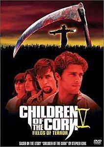 Дети кукурузы 5: Поля страха на DVD
