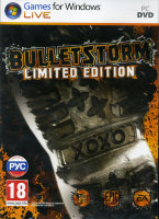 Bulletstorm Limited Edition (PC DVD)
