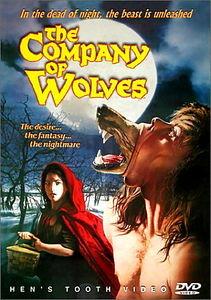 В компании волков  на DVD