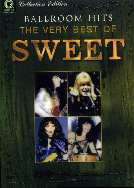 Ballroom Hitz  The Very Best of Sweet на DVD