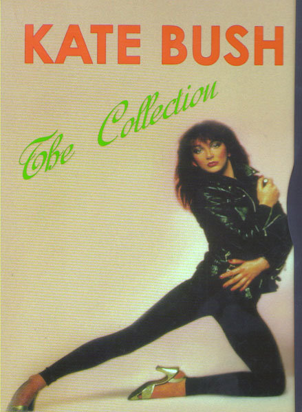 Kate Bush The Collection / Live At BBC на DVD