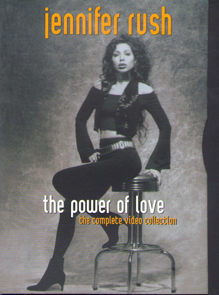 Jennifer Rush The Power Of Love на DVD