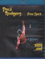 Paul Rodgers Free Spirit (Blu-ray)*