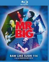 Mr Big Raw Like Sushi 114 (Live At Budokan 2014) (Blu-ray)*