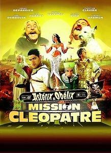 Астерикс и Обеликс: против цезаря и миссия Клеопатра на DVD